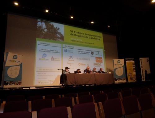 4a Assemblea de l'Associació Catalana de Comunitats de Regants de Catalunya