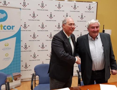 CONVENI DE COL·LABORACIÓ AMB LA UNIVERSITAT DE LLEIDA